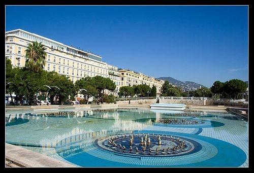 Монте-Карло Сады и террасы Казино Монако; фото